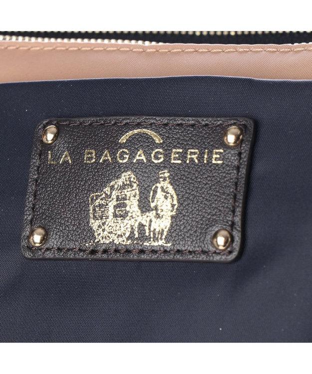 LA BAGAGERIE ウォータープルーフナイロン ミニショルダーバッグ