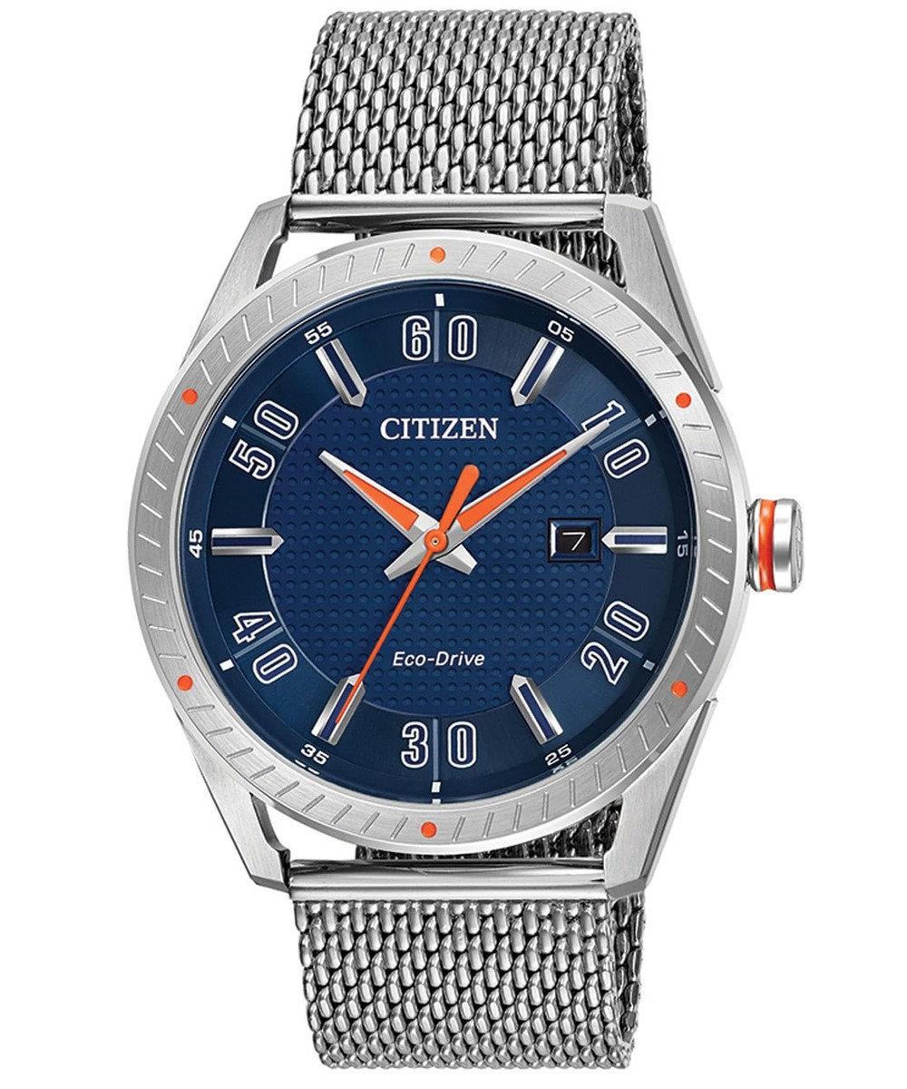 CITIZEN 取扱店舗限定モデル<メンズ>ドライブ フロム シチズン BM6990-55L ブルー