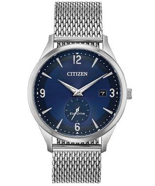 CITIZEN 取扱店舗限定モデル<メンズ>ドライブ フロム シチズン BV1110-51L ブルー