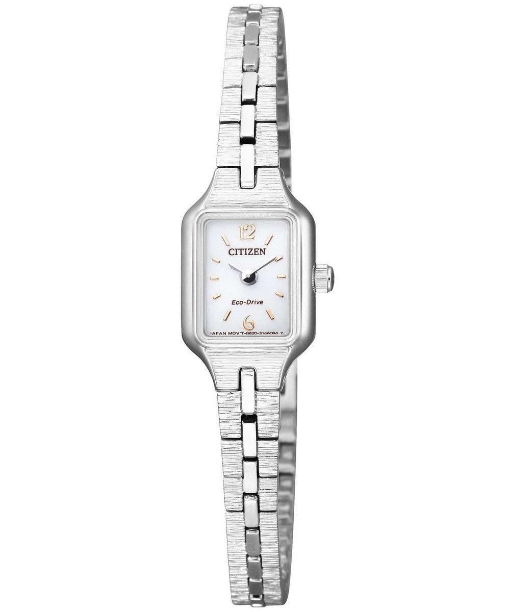 CITIZEN <レディース腕時計>Kii キー エコ・ドライブ EG2040-55A シルバー