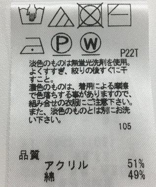 ONWARD Reuse Park 【any FAM】ニット秋冬 ブラック