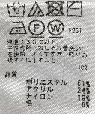 ONWARD Reuse Park 【any SiS】ニット秋冬 レッド