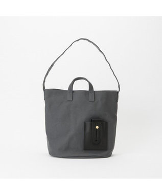 Regalo Felice ANME(アンメ) AN_0031・KEYHOLE TOTE_M/トート グレー