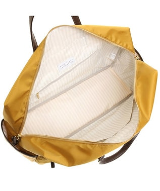 ACE BAGS & LUGGAGE マッキントッシュ フィロソフィー アメリア シリーズ   ボストンバッグ 1 マスタード