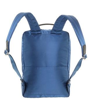 ACE BAGS & LUGGAGE マッキントッシュ フィロソフィー リンクウッド2 リュック A4 59938 ブルー