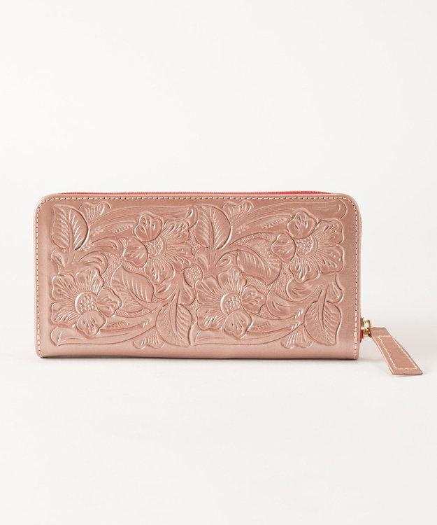 GRACE CONTINENTAL BI Zipped Wallet