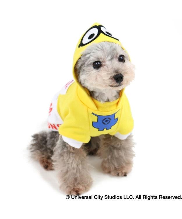 PET PARADISE ミニオン イエロー パーカー〔小型犬〕