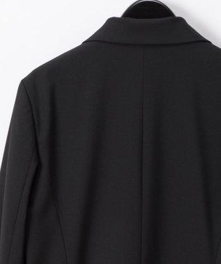 GRACE CONTINENTAL STダブルブレストジャケット ブラック
