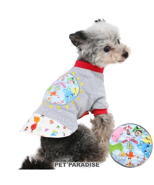 PET PARADISE ディズニー トイストーリー アップリケ トレーナー〔小型犬〕
