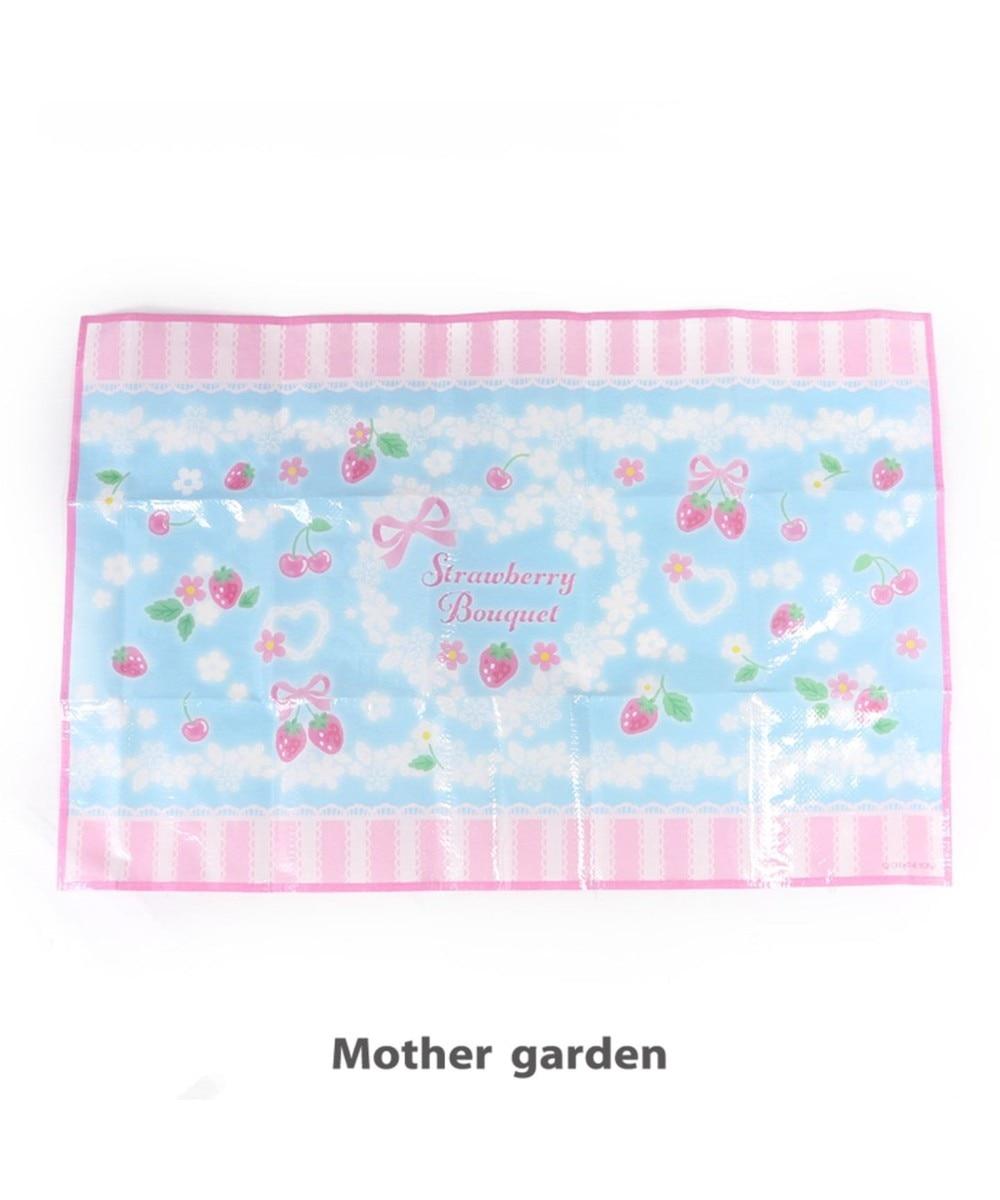 【オンワード】 Mother garden>食器/キッチン マザーガーデン 野いちご レジャーシートSサイズ 90×60cm 1〜2人用 《リ 0 0
