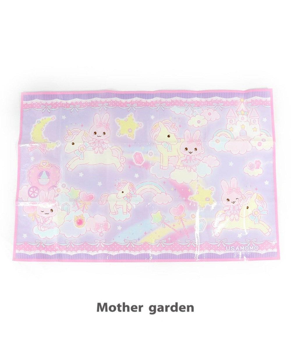 Mother garden うさもも レジャーシートSサイズ 90×60cm 1~2人用  《ユニコーン 0