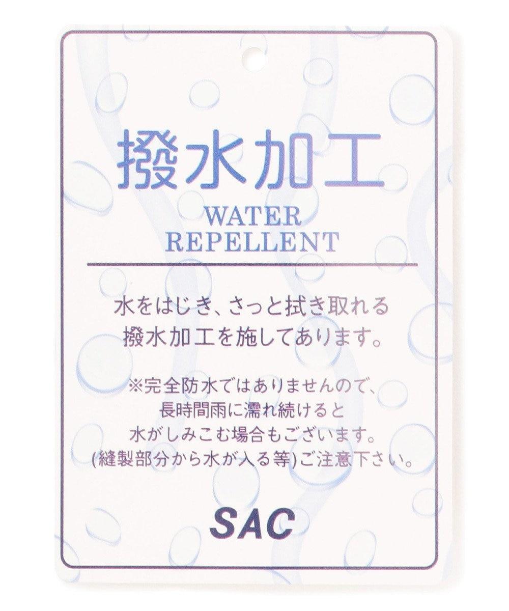 SAC 撥水ナイロン シンプルトート Three by sac  ポスティー2 オレンジ