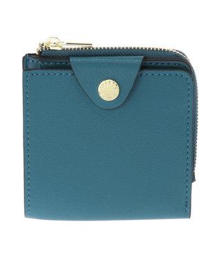 Green Parks ・Legato Largo 軽量ボンディングミニ財布 Turquoise Blue