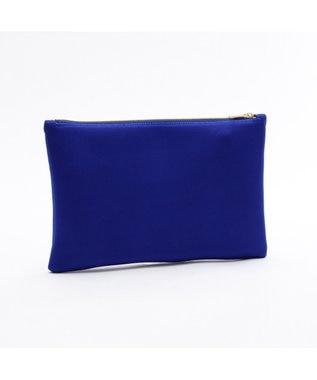 A.D.M.J. ザ・スイム フラットポーチ 3セット(S・M・L) BLUE