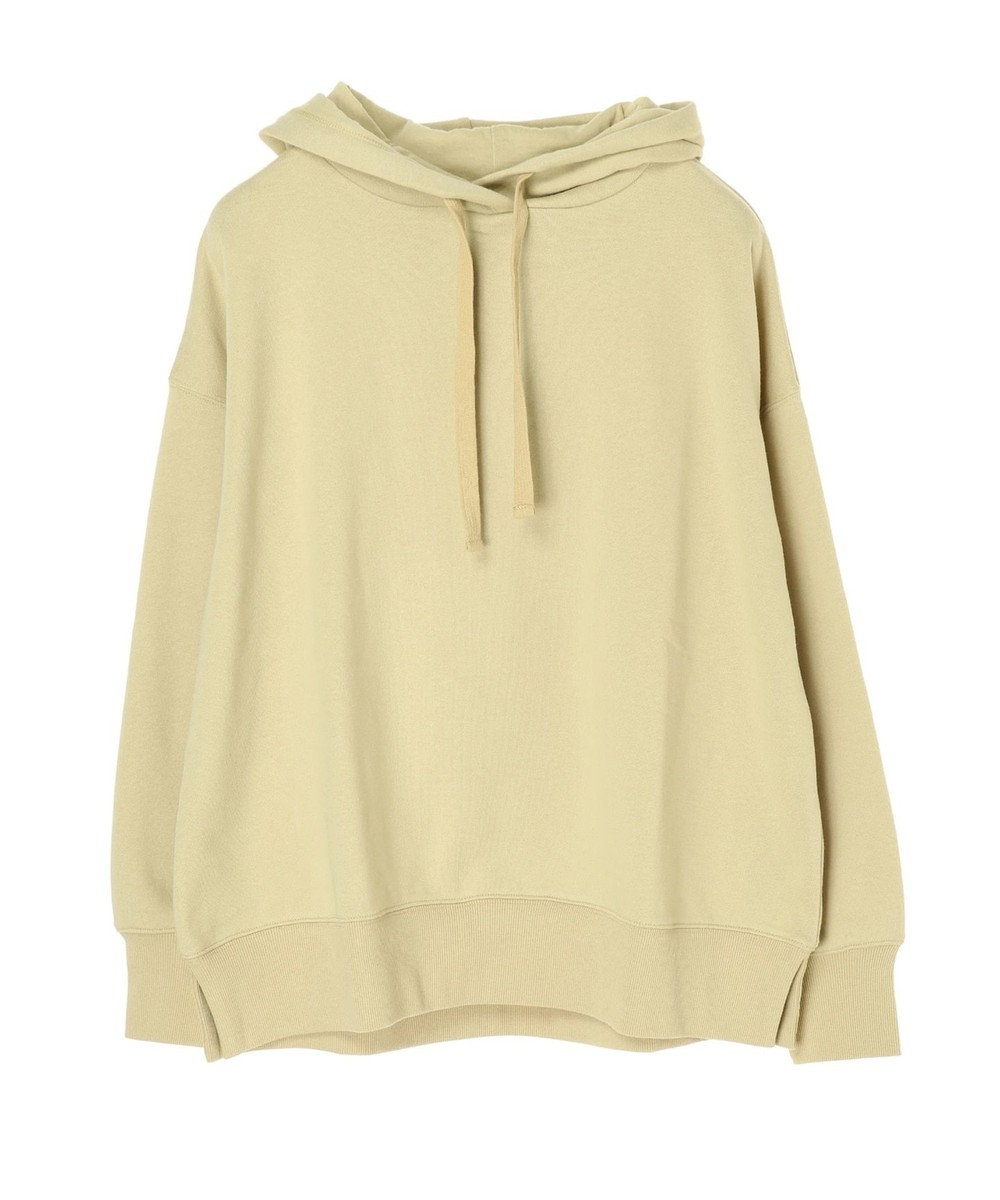 Green Parks 裏毛ゆるパーカー Off White