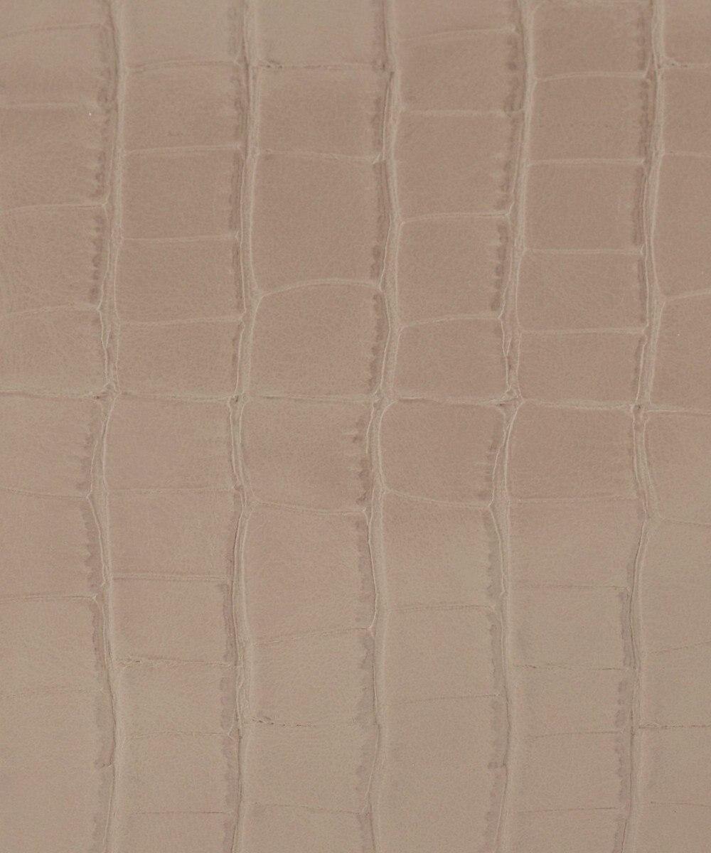 UNBILLION cachecache パイソン レオパード カラー サコッシュショルダーバッグ クロコオーク