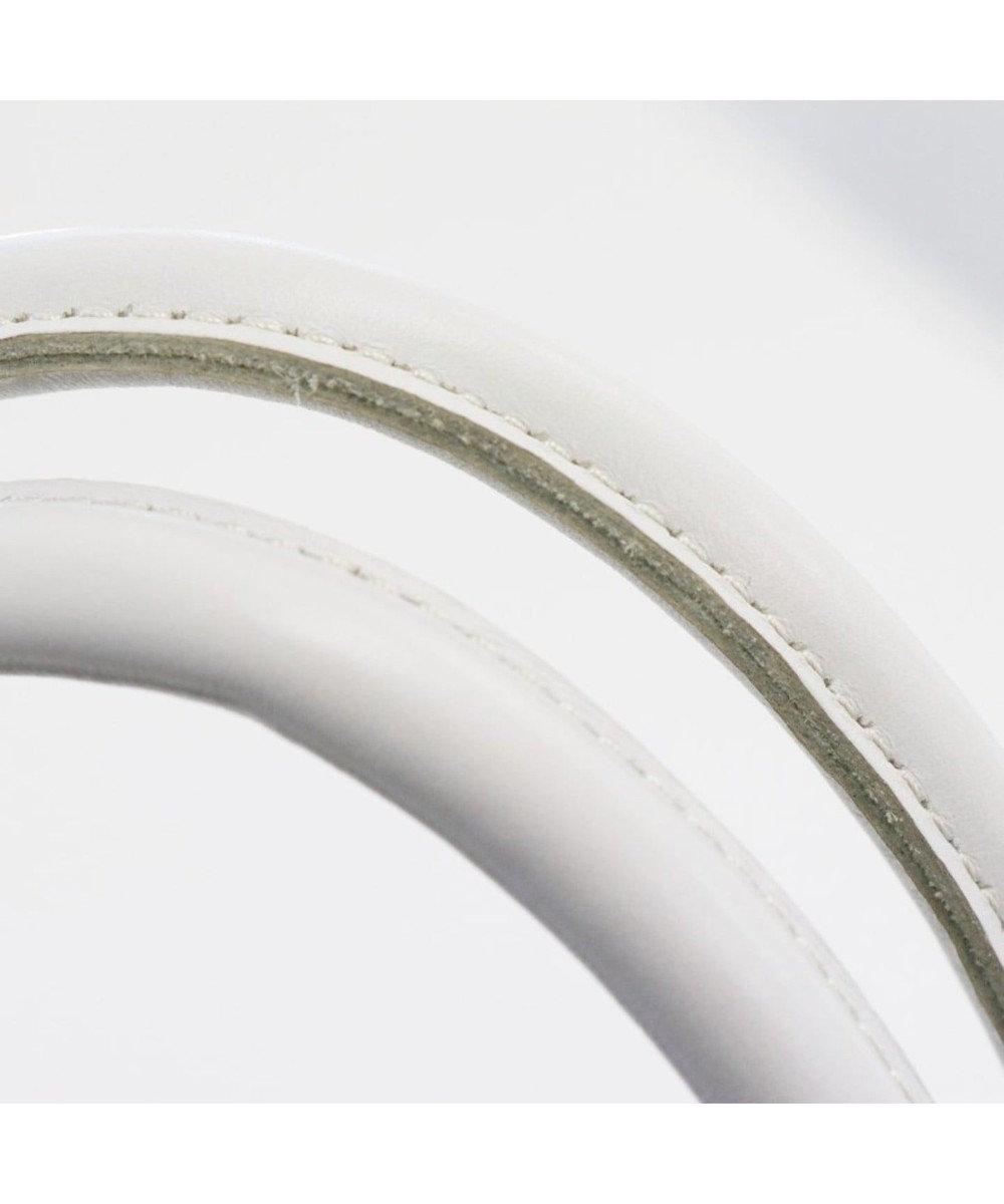 Regalo Felice 【日本製】トート / BR-6851・BARDOT ROSE / シアー WH(ホワイト)