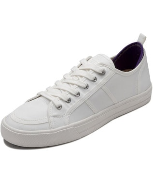 Admiral Footwear 【WOMEN/MEN】【スニーカー】FASLANE LT/ ファスレーン ライト White/Purple