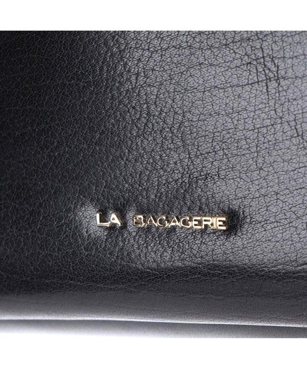 LA BAGAGERIE インポートレザー ショルダー Mサイズ