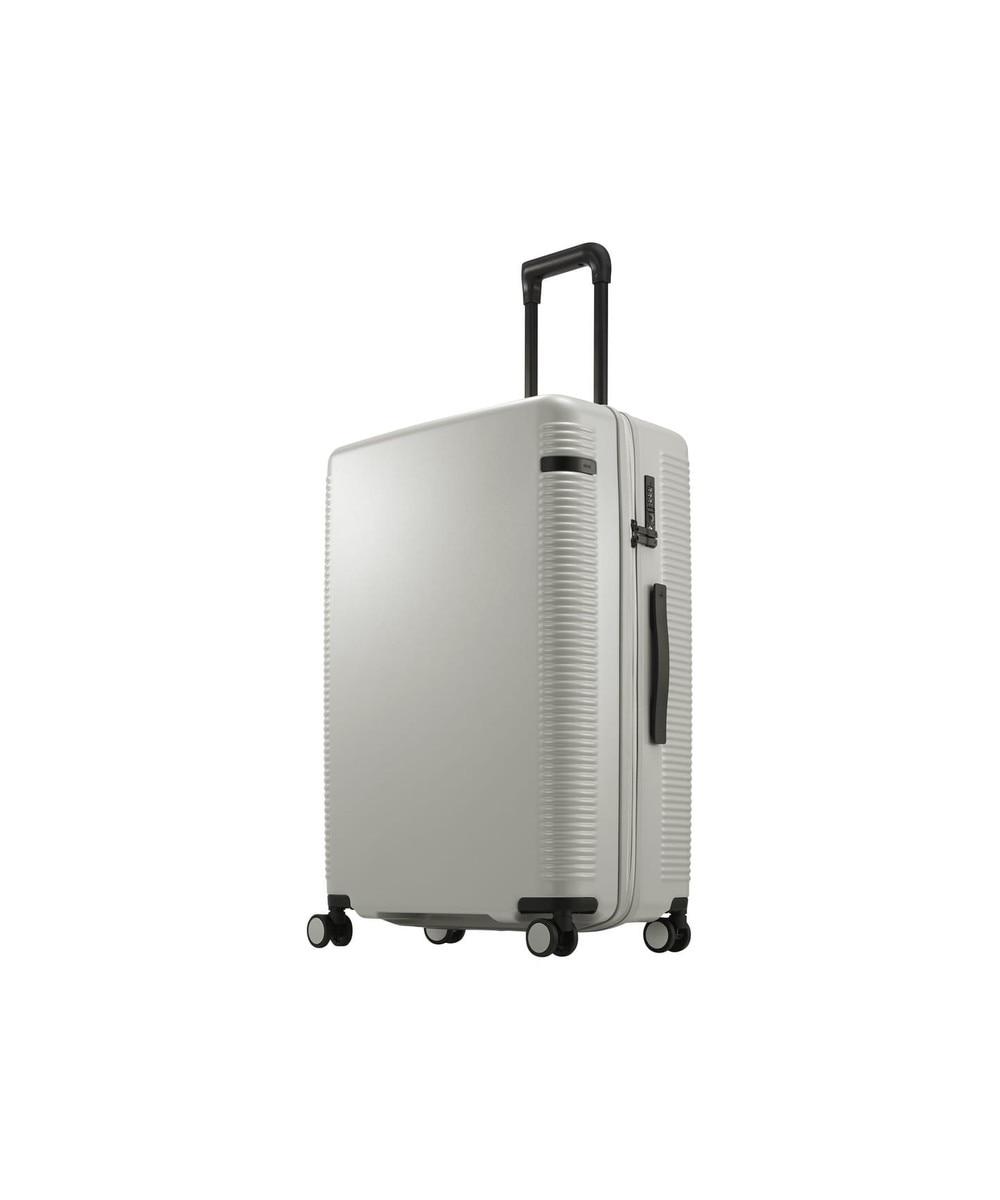 【オンワード】 ACE BAGS & LUGGAGE>バッグ ≪ace./エース≫ ウォッシュボードZ スーツケース ジッパータイプ 91リッ レッド F レディース 【送料無料】