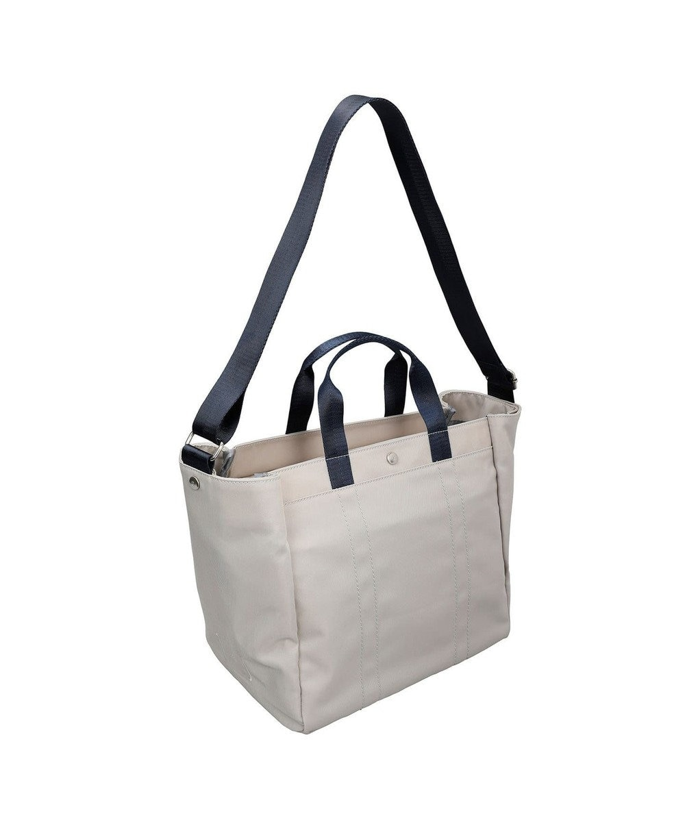 ACE BAGS & LUGGAGE ≪ace./エース≫ フィルトレック トートバッグ 2wayで使えるボストント アイボリー