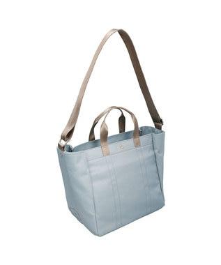 ACE BAGS & LUGGAGE ≪ace./エース≫ フィルトレック トートバッグ 2wayで使えるボストント サックス