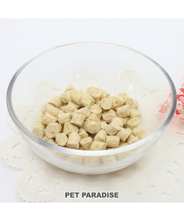 PET PARADISE 犬 おやつ 国産 フード ペットパラダイス 犬 おやつ 国産 さくさく フリーズドライ 鶏むね&砂肝 15g | オヤツ 鶏肉 チキン ささみ