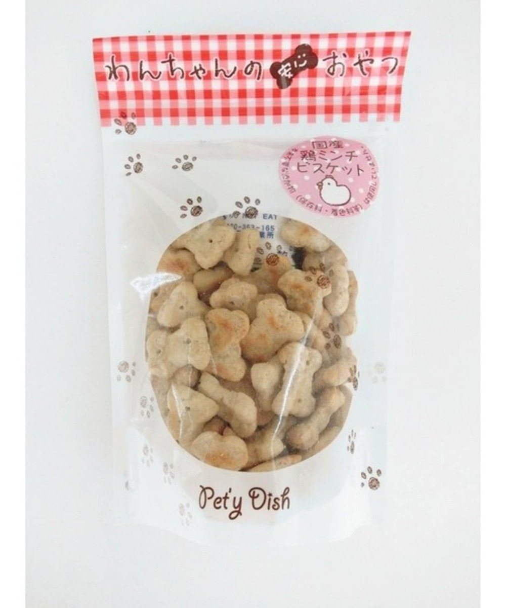 PET PARADISE 犬 おやつ 国産 フード ペットパラダイス 犬 おやつ 国産 鶏肉ミンチ ビスケット 100g   オヤツ 鶏肉 チキン クッキー 原材料・原産国