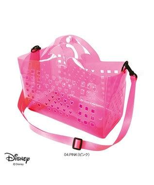 ROOTOTE 8171【Disney×ROOTOTE】/ IP.デリ.クリアパンチング.ミッキー-A 04:ピンク