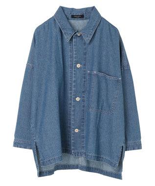 Green Parks ・・ワークビッグシャツジャケット Light Beige