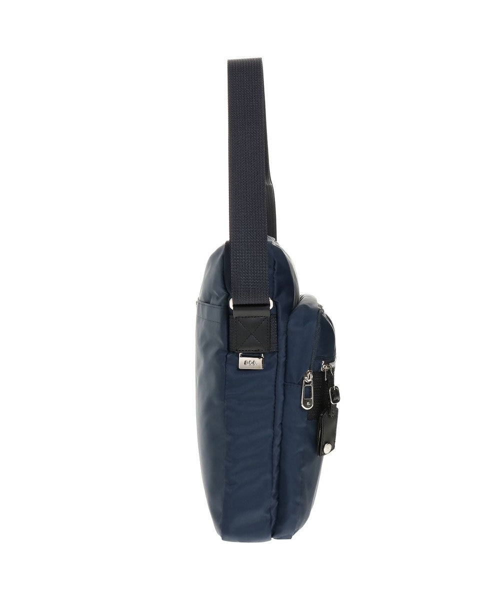 ACE BAGS & LUGGAGE ≪ace./エース≫ オウストル タテ型ショルダーバッグ A4サイズ対応 7リ ネイビー