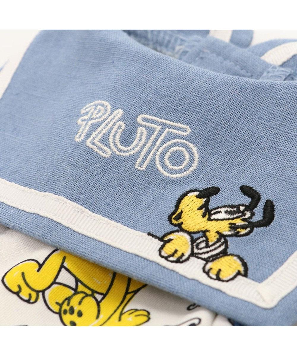 PET PARADISE ディズニー プルート クールマックスタンク  〔小型犬〕 接触冷感 虫よけ 青