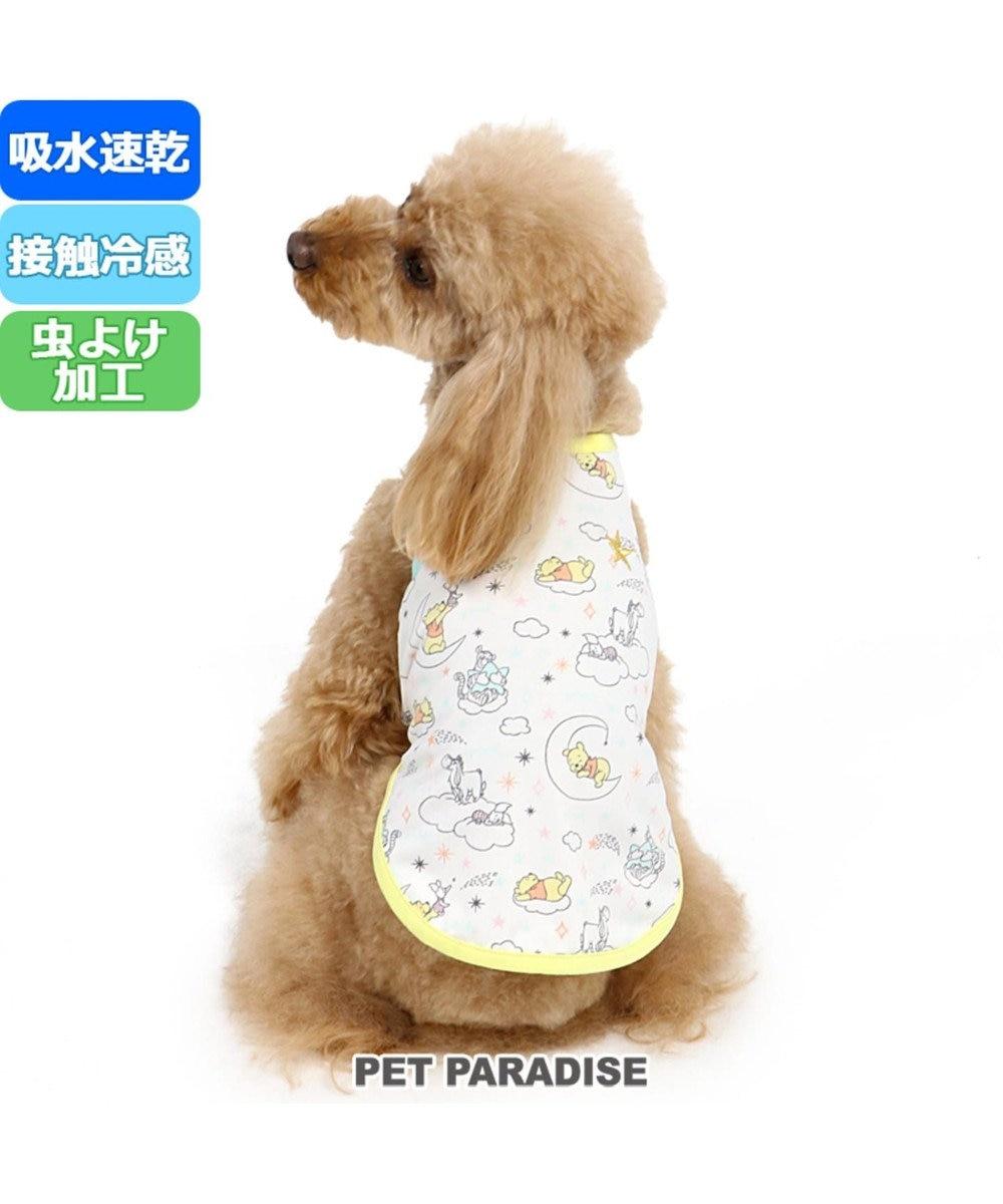 PET PARADISE ディズニー くまのプーさん クールマックス タンク 〔小型犬〕接触冷感 虫 マルチカラー