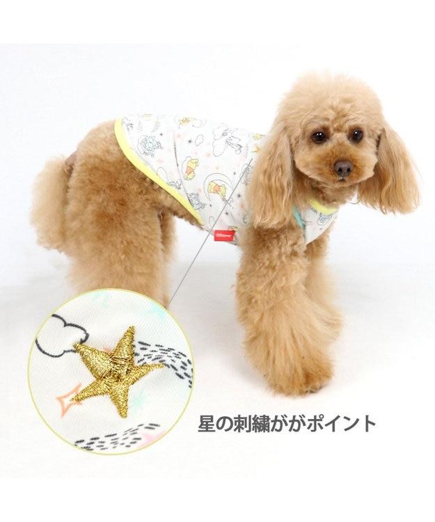 PET PARADISE ディズニー くまのプーさん クールマックス タンク 〔小型犬〕接触冷感 虫