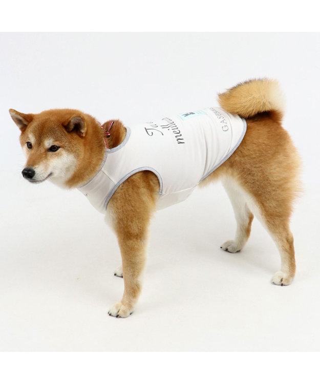 PET PARADISE リサとガスパール クールマックス タンク 〔中型犬〕リボン 接触冷感 虫よ