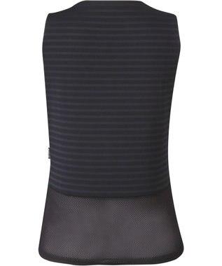 CW-X 【WOMEN】YOGAアウター Tシャツ ノースリーブ /ワコール DFY510 ブラック
