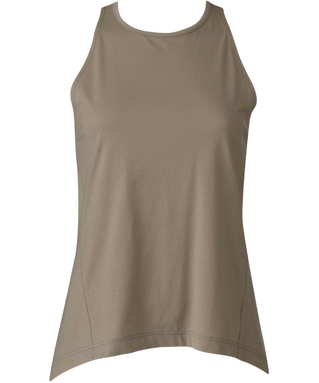 CW-X 【WOMEN】YOGAアウター Tシャツ ノースリーブ  /ワコール DFY540