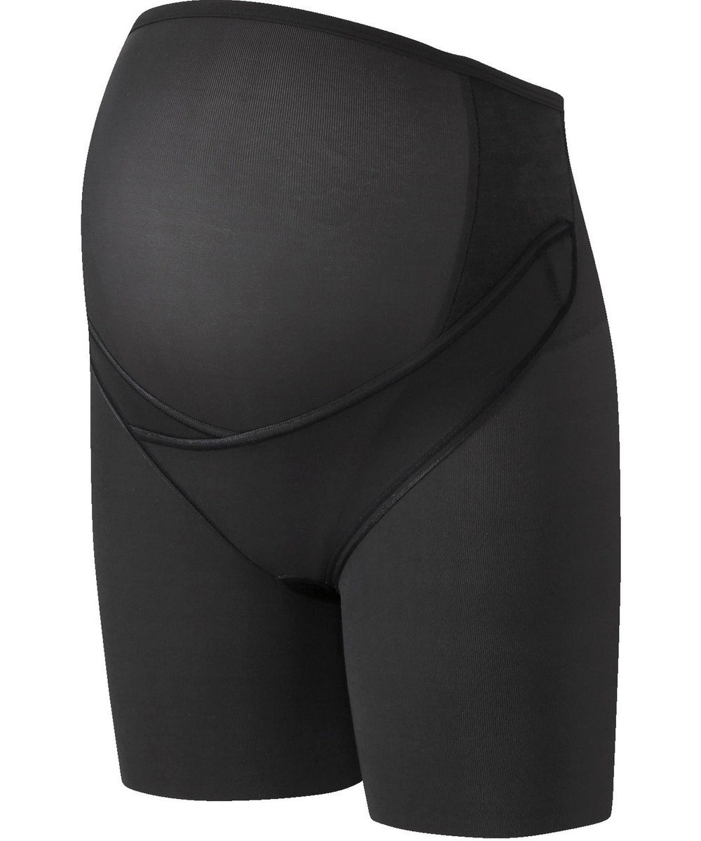 Wacoal MATERNITY ワコール マタニティ【産前用】妊婦帯パンツタイプ(おなか・腰サポート) MGP143 ブラック