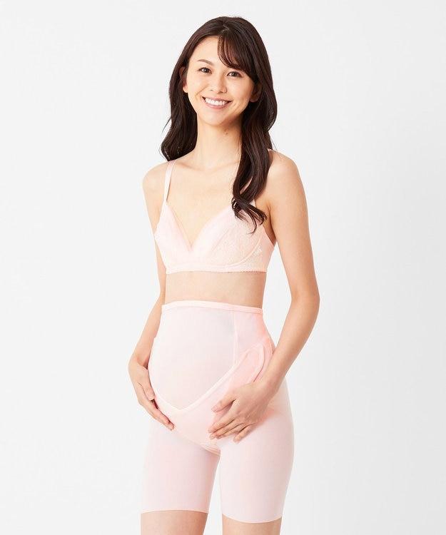 Wacoal MATERNITY ワコール マタニティ【産前用】妊婦帯パンツタイプ(おなか・腰サポート) MGP143