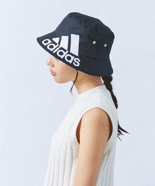 Hat Homes 【adidas/アディダス】BIG BOS ナイロンバケット 黒