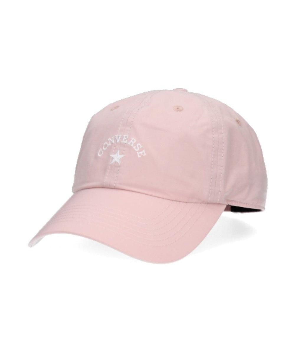 Hat Homes 【CONVERSE/コンバース】TC TAFETA ★AR ローキャップ ピンク