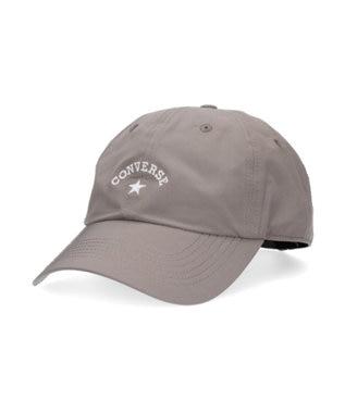 Hat Homes 【CONVERSE/コンバース】TC TAFETA ★AR ローキャップ グレー