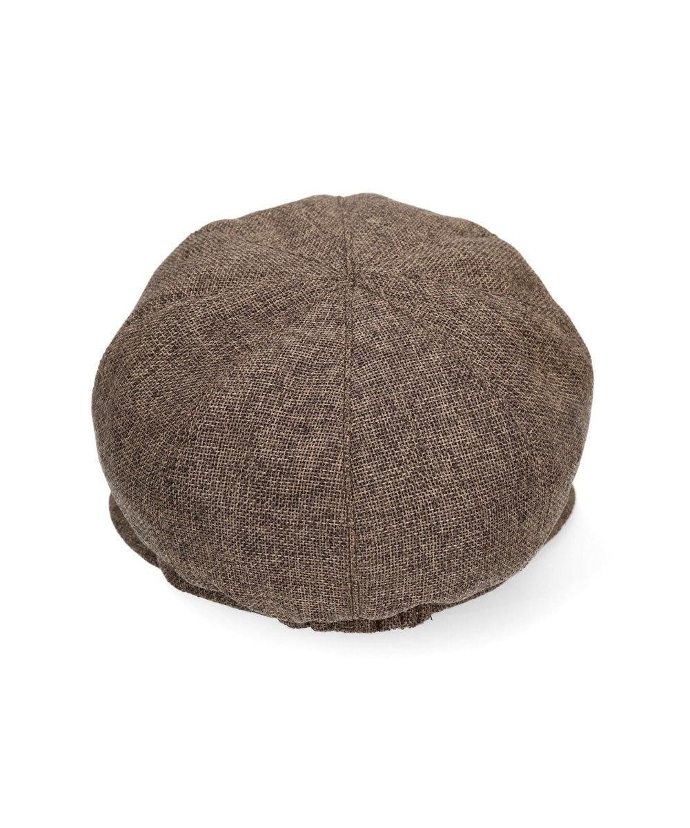 Hat Homes 【milsa/ミルサ】POLYSHEET キャスケット ブラウン