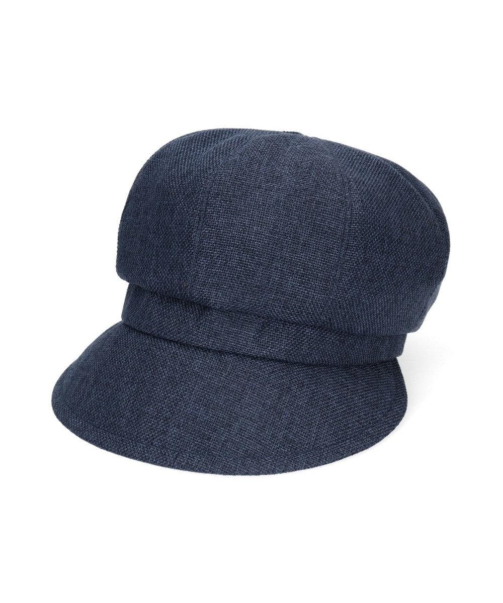 Hat Homes 【milsa/ミルサ】POLYSHEET キャスケット ネイビー