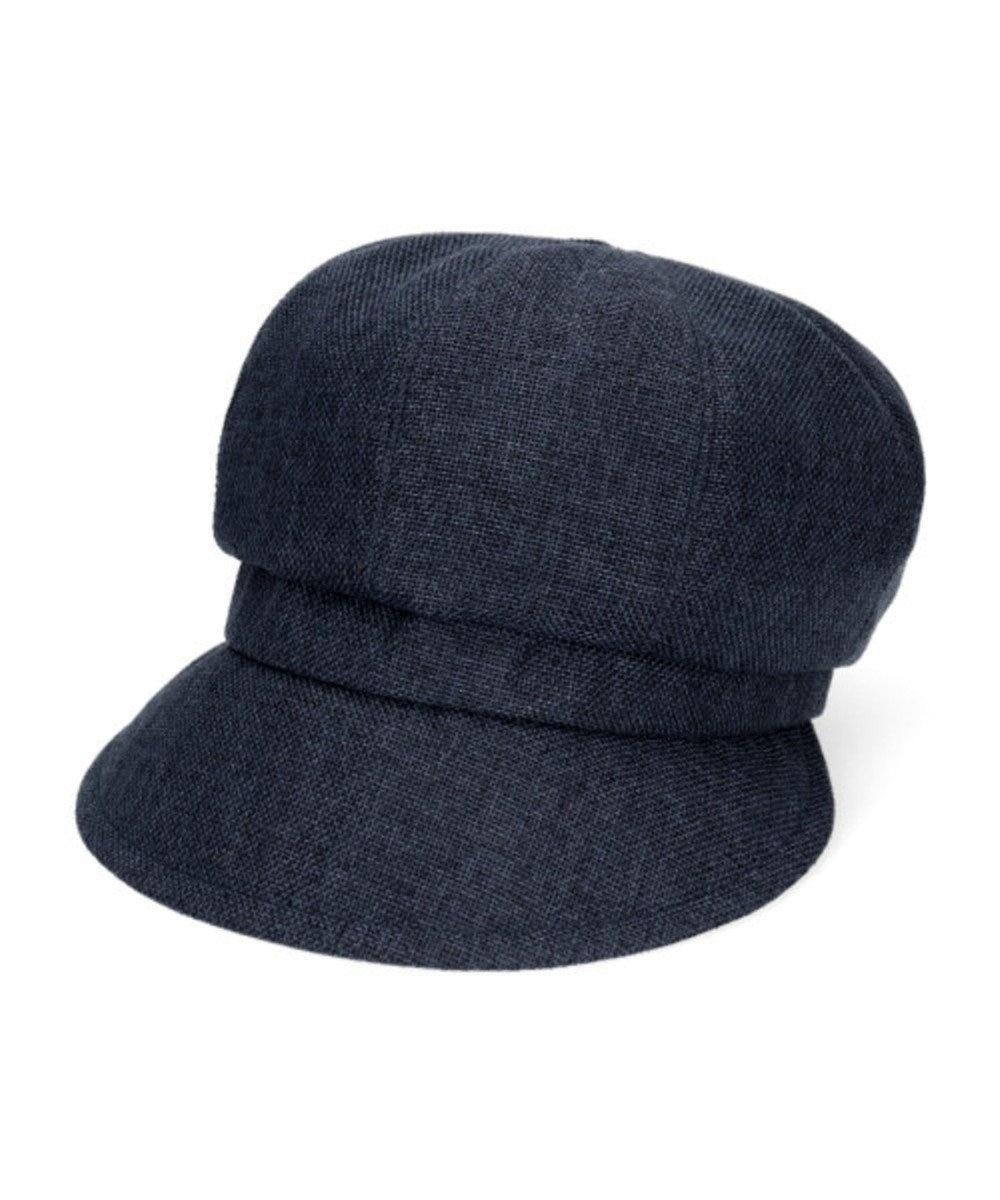 Hat Homes 【milsa/ミルサ】POLYSHEET キャスケット 黒