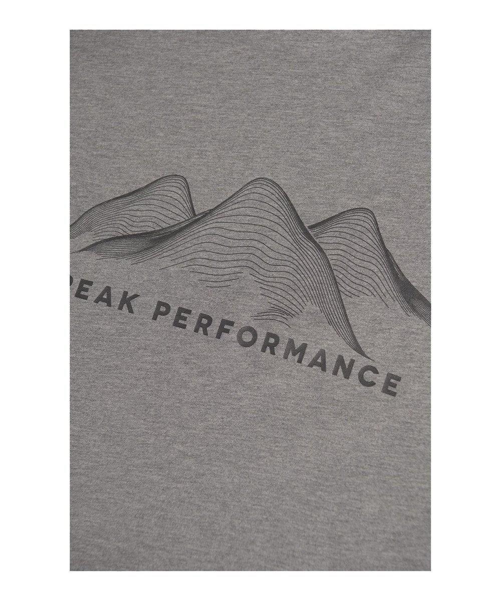 PeakPerformance 【コットンTee】グラウンド ティー 1 〔メンズ〕 1CA