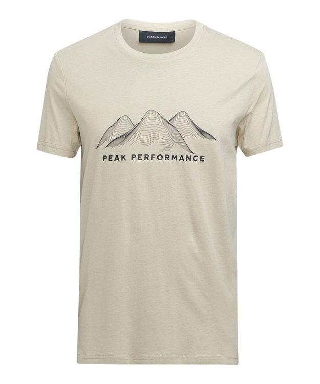 PeakPerformance 【コットンTee】グラウンド ティー 1 〔メンズ〕