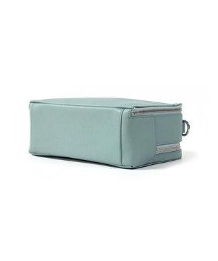 MIYABIYA GRES コパン お財布機能つき2wayレザーショルダーバッグ ミントグリーン