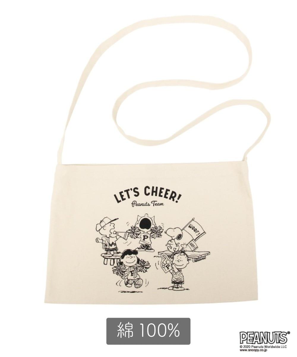 【オンワード】 Chut! INTIMATES>財布/小物 ピーナッツ サコッシュバッグ (C308)スヌーピー ネイビー 0 レディース 【送料無料】
