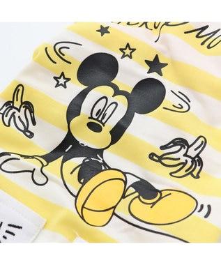 PET PARADISE ディズニー ミッキー クールマックス メロー ロンパース〔小型犬〕 黄